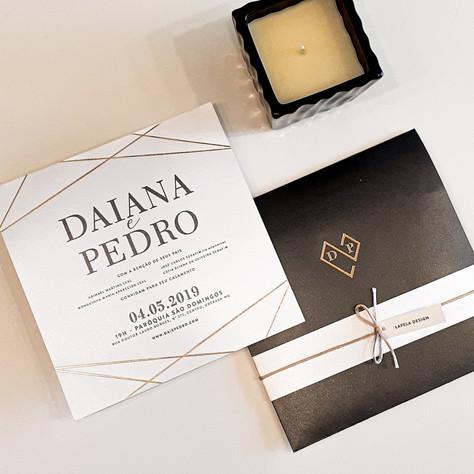 Daiana e Pedro