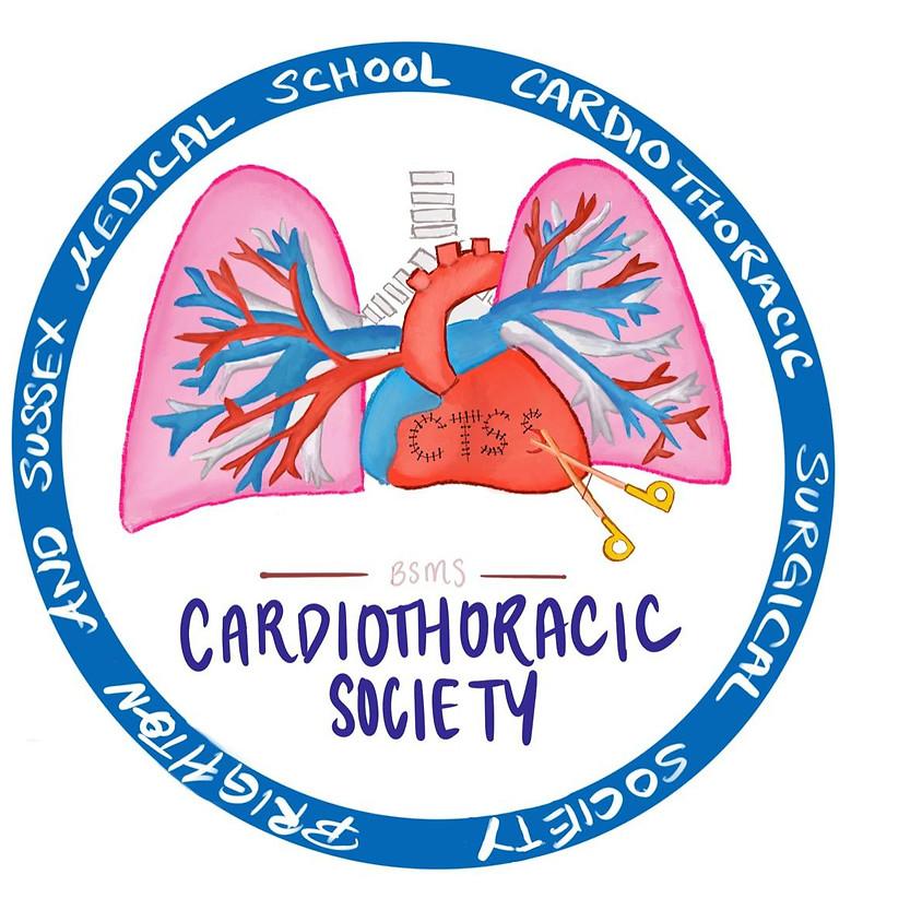 WEEK 1 - Year 3 Cardio & Resp Teaching - BSMS CardioSoc, CTSS & AMECS