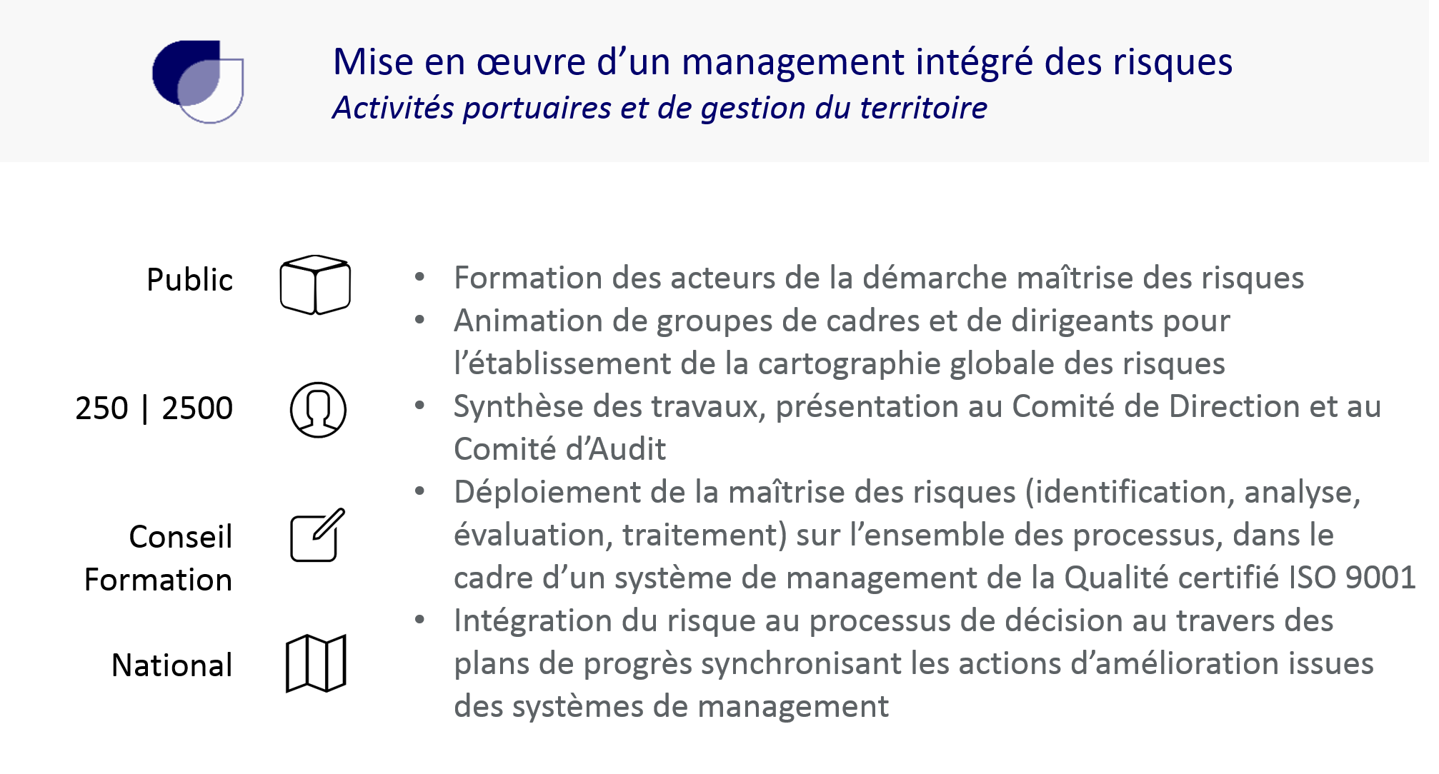 Ref Mgt Risques