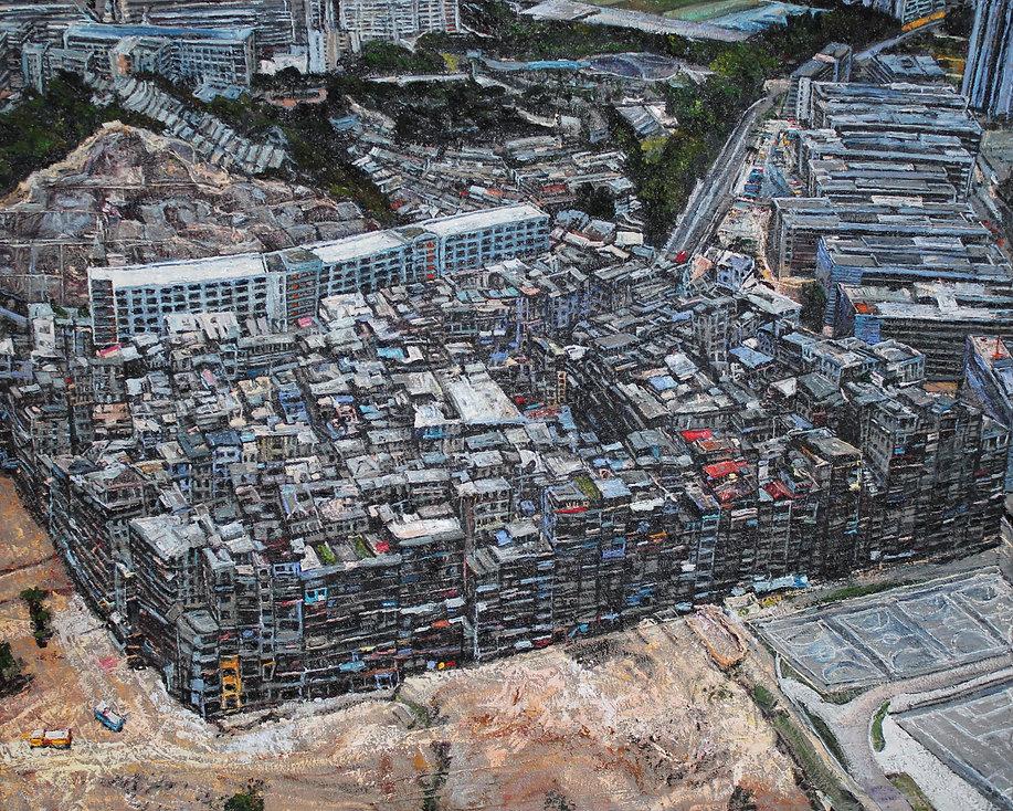 Baranyai Levente: Kowloon Walled City