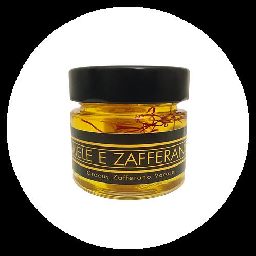 Miele di Acacia e Zafferano