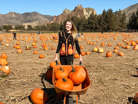Immigrating to Denmark and Halloween in the US