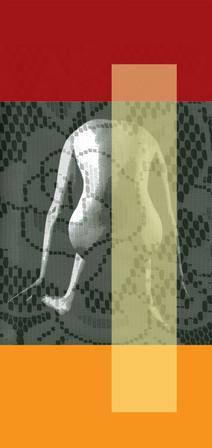 Femme et dentelle