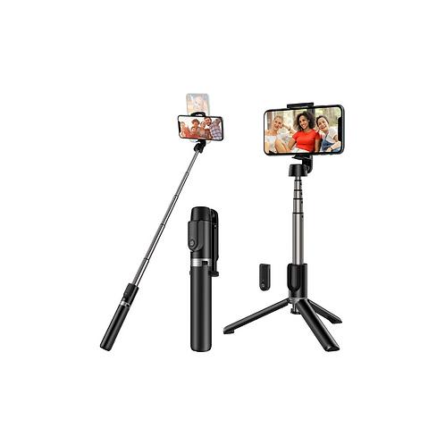 Bastão Selfie e Tripé