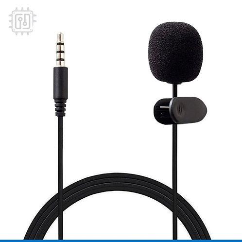 Microfone Lapela P2