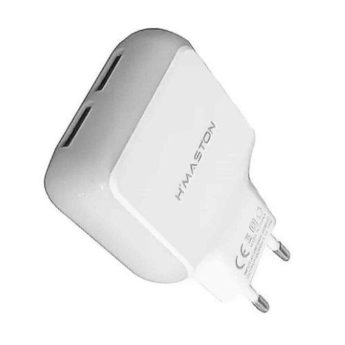 Fonte 3.1A com 2 USB