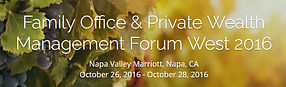 Seth R. Freeman at Opal Family Office Forum West 2016