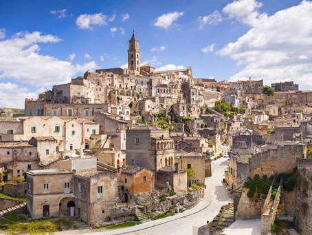 Matera – Europäische Kulturhauptstadt der UNESCO 2019