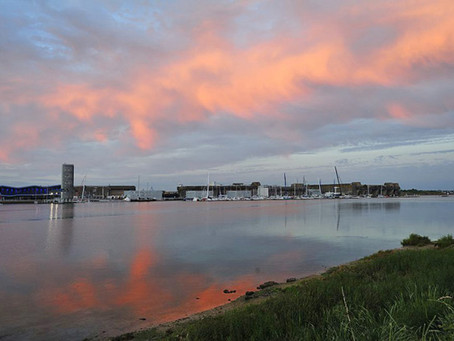 Cité de la Voile: Segelerlebniswelt an der bretonischen Südküste