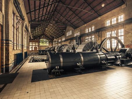 UNESCO-Welterbe Wouda-Pumpwerk: Meisterwerk niederländischer Ingenieurskunst