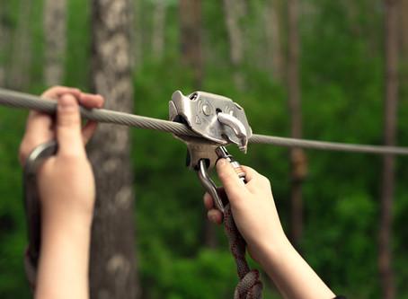 Little Rock Lake Zipline: Ultimative Action in den Wäldern Smålands