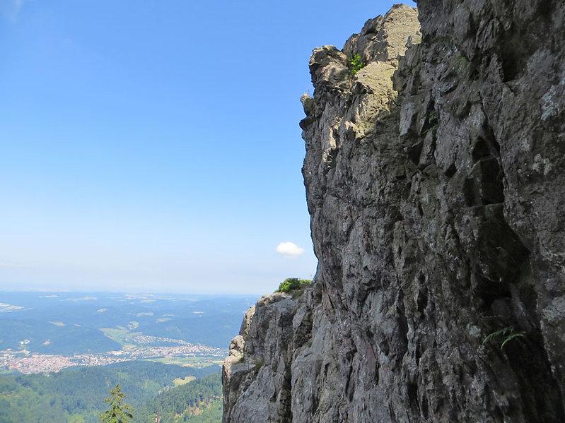 Ferienwohnung Schwarzwald Kandelfelsen