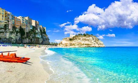 Tropea – Urlaubsromantik an der Küste Kalabriens