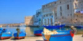 Monopoli - der alte Hafen