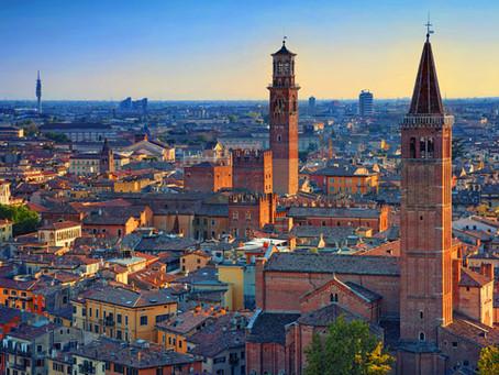 Verona – UNESCO-Welterbestadt in der Po-Ebene