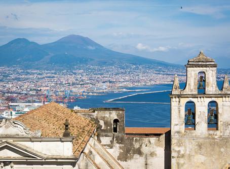Neapel: Millionenmetropole im Schatten des Vulkans