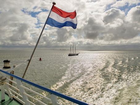 Fähren in Holland: Standardverkehrsmittel in wasserreichen Regionen