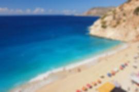 Schönste Strände am Mittelmeer - Türkei Kaputas