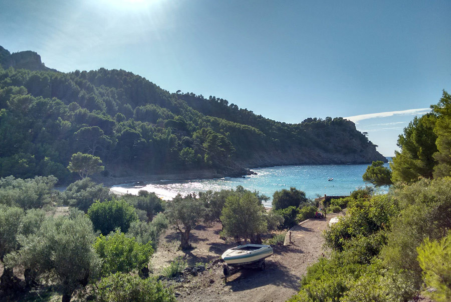 Mallorca - Westküste, Cala Torrent