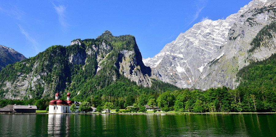 Berchtesgaden - der Königssee