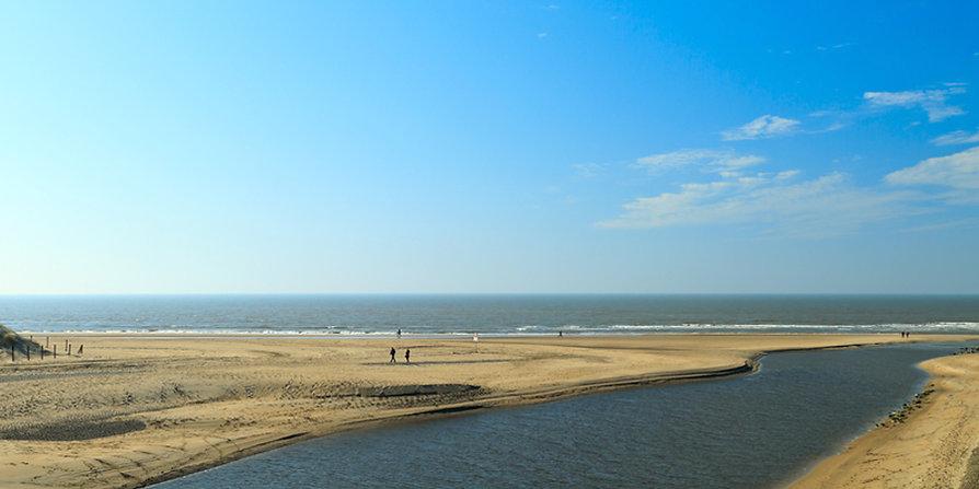 Rijnsburg - Strand bei Katwijk