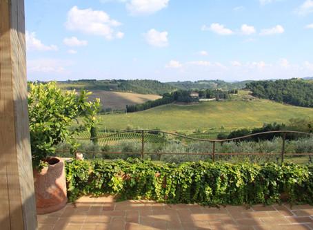 Agriturismo Urlaub in der Toskana
