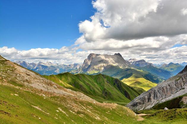 Südtirol - Langkofel