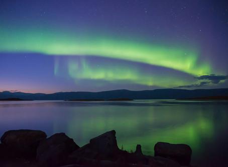 Polarlichter in Schweden – Lichtphänomene nördlich des Polarkreises