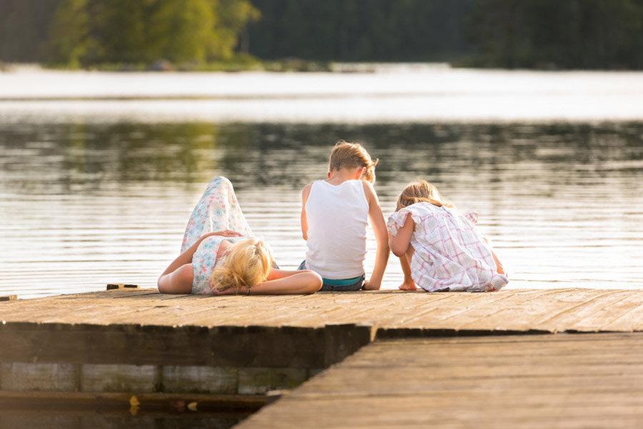 Familienurlaub Schweden