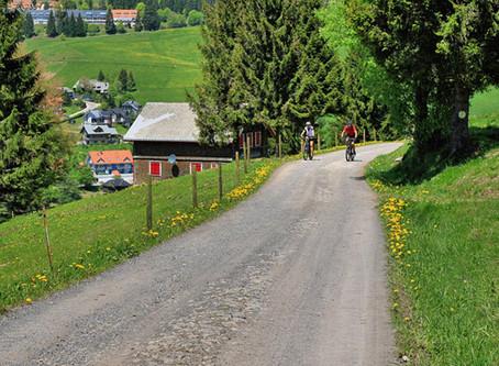 2-Meter-Regel im Schwarzwald für Bikes: Besonderheit im Baden-Württemberg