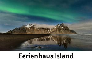 Ferienhaus Island