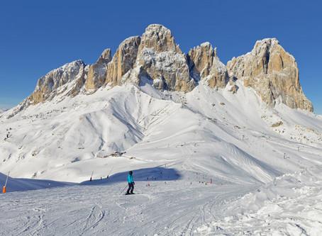 Wintersport in Italien: Pistenspaß im Pulverschnee