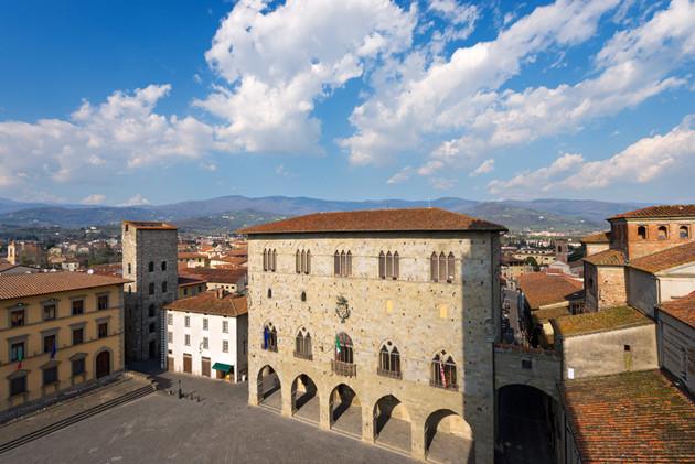 Pistoia - italienische Kulturhauptstadt 2017