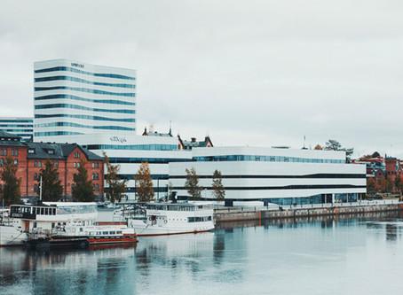 Umeå – die nördlichste Kulturhauptstadt Europas