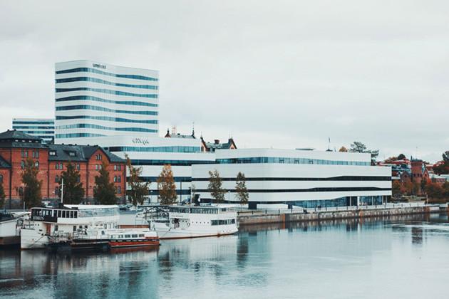 Umeå - Kulturzentrum