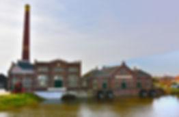 Familienurlaub Nordholland - Dampfmaschinenmuseum