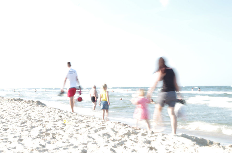 Schönste Strände an der Ostsee - Strand Heringsdorf auf Usedom