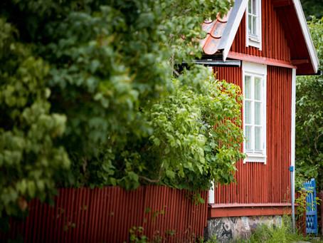 Freilichtmuseum Åsens by: Bauernhofidylle im Süden Schwedens