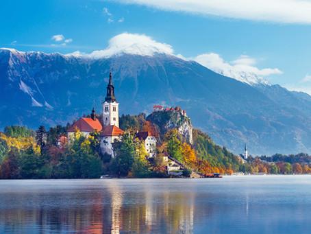 Bled See – malerischer Alpensee am Fuß der Burg