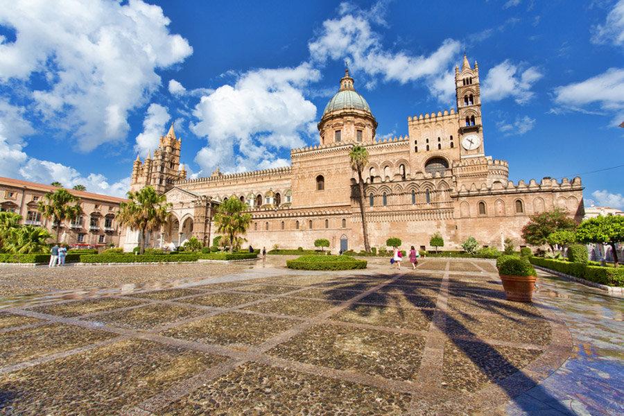 Palermo Kulturhauptstadt 2018 - Kathedrale