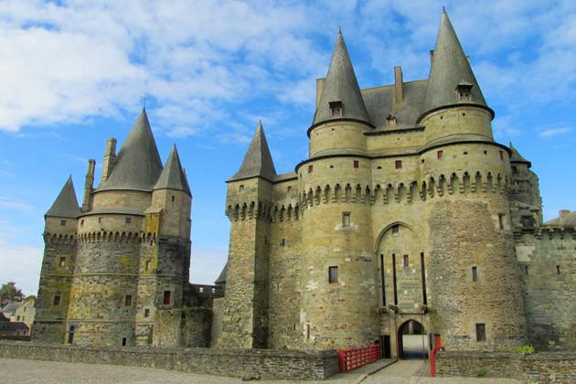 Schloss Vitré
