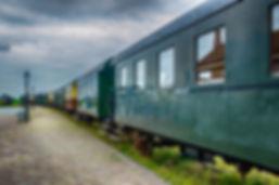Familienurlaub Nordholland - Eisenbahn