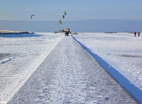 Winterurlaub an der Nordsee: Zwischen Melancholie und Faszination