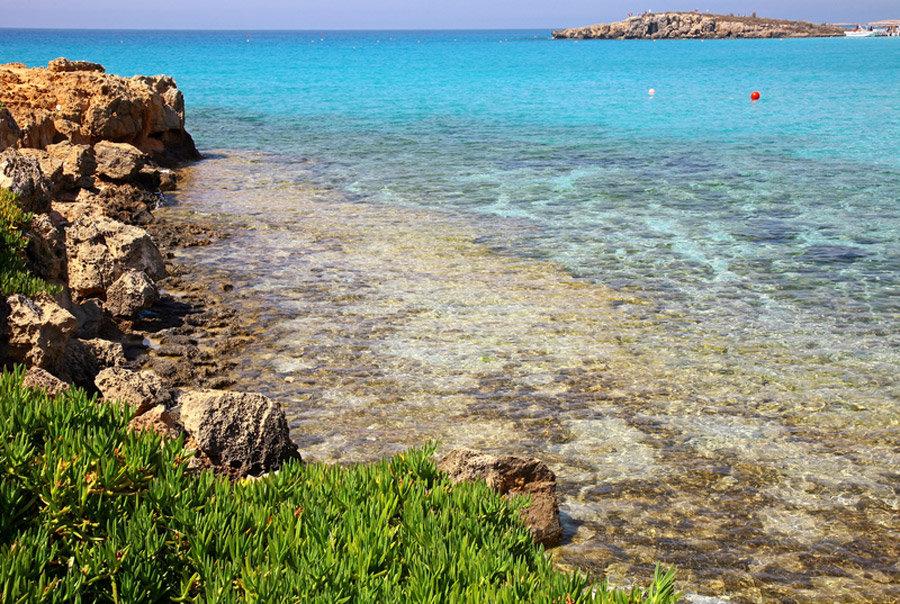 Schönste Strände am Mittelmeer - Zypern, Nissi Beach