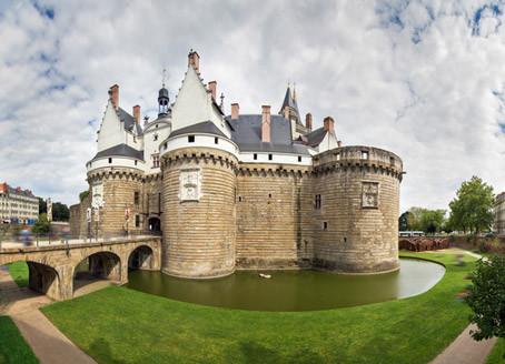 Château des Ducs de Bretagne: Architekturjuwel im Herzen von Nantes