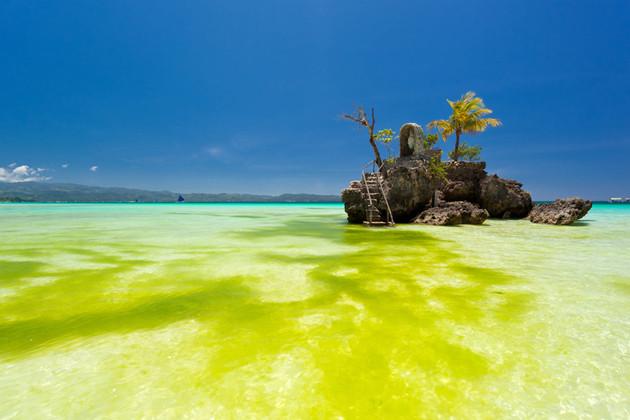 Insel Boracay, Philippinen