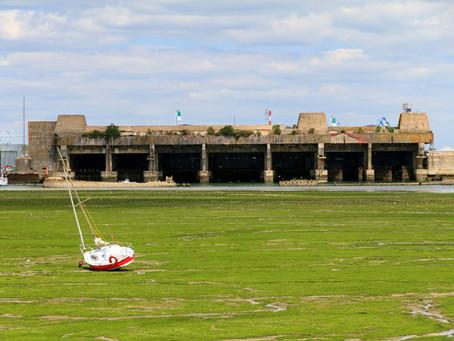 U-Boot Flore – ein Stück französische Militärgeschichte in Lorient