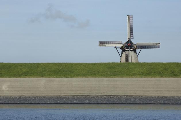 De Traanroeier auf Texel