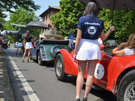 Vernasca Silver Flag – Oldtimer-Rennen im oberitalienischen Piacenza
