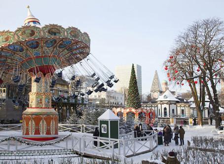 Tivoli – Vergnügungspark im Herzen von Kopenhagen
